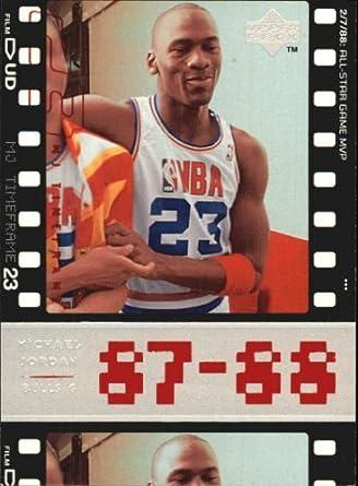 e98dc147cf11e2 Amazon.com  1998 Upper Deck Michael Jordan Living Legend Basketball Card ( 1998)  25 Michael Jordan Near Mint Mint  Collectibles   Fine Art