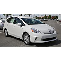 Remote Start for Toyota PRIUS V 2012-2016 Push-To-Start Models ONLY Includes Factory T-Harness for Quick, Clean Installation