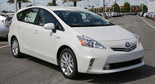 2012 Model Toyota - Remote Start for Toyota PRIUS V 2012-2016