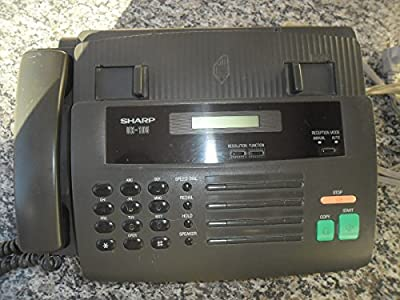 Sharp UX-105 Facsimile Machine