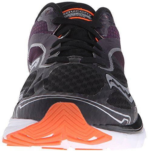 Saucony, Sneaker uomo viola Purple One Size Black Mauve