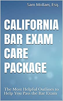 california bar essays answers Essay questions and selected answers from the  california bar examination  responsibility: committee of bar examiners of the state of california.