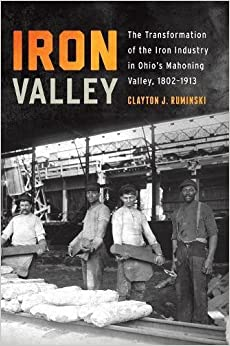 Book Iron Valley: The Transformation of the Iron Industry in Ohio's Mahoning Valley, 1802–1913 (Trillium Books)