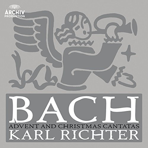 Bach: Advent And Christmas Cantatas [4 CD]