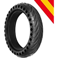 """HOROES Repuesto Neumático Rueda 8,5"""" x1 sólido"""