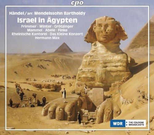 Handel (Arr. Mendelssohn): Israel In Agypten
