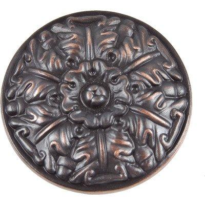 Hammered Mushroom Knob Finish: Venetian Bronze