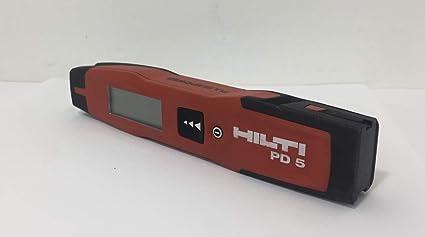 Hilti Pd 10 Laser Entfernungsmesser : Hilti pd5 laser entfernungsmesser messgerät 0 2 m 70 mm 620u2013690 nm