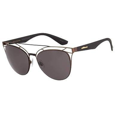 38c098c96 Óculos de Sol Feminino Chilli Beans Marrom 2463 OC.MT.2463.0147 P ...