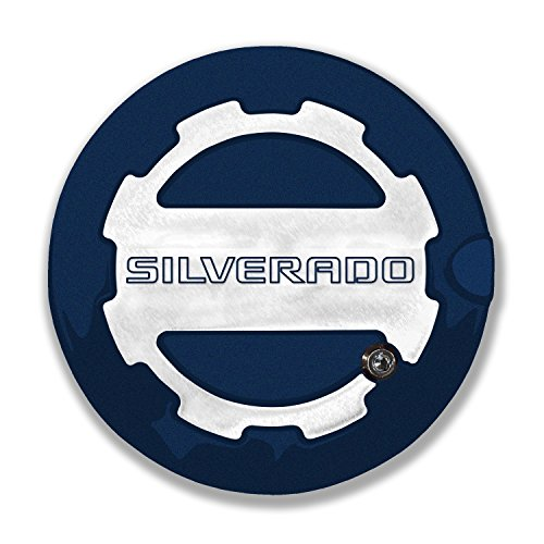 2011 chevy silverado door logo - 5