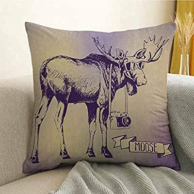 Amazon.com: Moose Microfiber Hipster Deer with Shade ...
