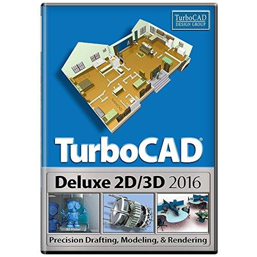 TurboCAD Deluxe 2016 [Download]