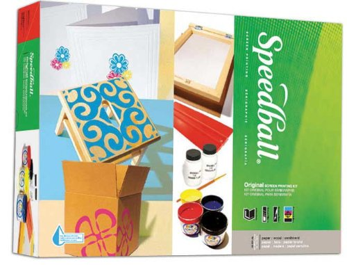 Speedball Original Screen Printing Kit each by Speedball