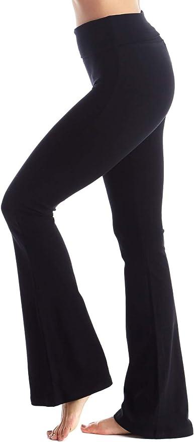 Xl extra large yoga pants thick cotton spandex like American apparel yoga pants flare foldover tie dye shibori