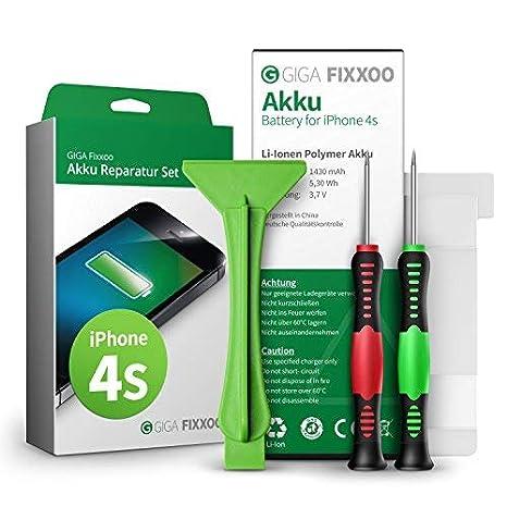 Iphone 4s akku