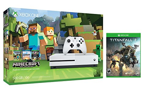 Xbox one Console Bundle items Minecraft