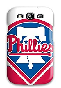 ChrisWilliamRoberson Perfect Tpu Case For Galaxy S3/ Anti-scratch Protector Case (philadelphia Phillies )