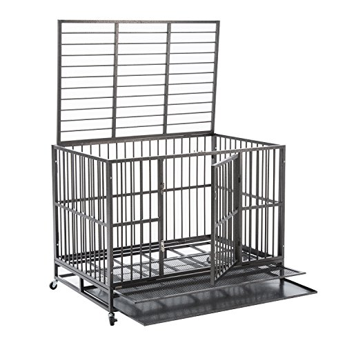 Breeding Dog Kennel - WALCUT Silver 48