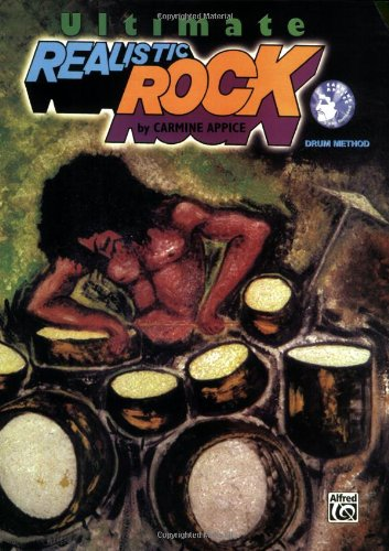 Ultimate Realistic Rock: Drum Method (Book with 2 CD