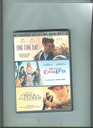 One Fine Day/The Truth About Cats & Dogs/A Walk in the Clouds - Triple Feature DVD set ()