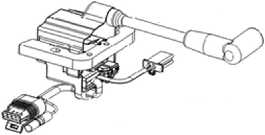 Kohler 32-584-09-S Lawn & Garden Equipment Engine Ignition Module Genuine Original Equipment Manufacturer (OEM) Part