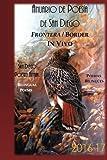 img - for Anuario de Poesia de San Diego 2016-17: Frontera - Border: In Vivo (Anuario de de Poesia de San Diego) (Volume 6) (Spanish Edition) book / textbook / text book