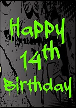 !OFFLINE! Happy 14th Birthday: Birthday Gifts For Men, Birthday Journal Notebook For 14 Year Old For Journaling & Doodling, 7 X 10, (Birthday Keepsake Book). cartas Inicio fechas Matthew disfruta upload