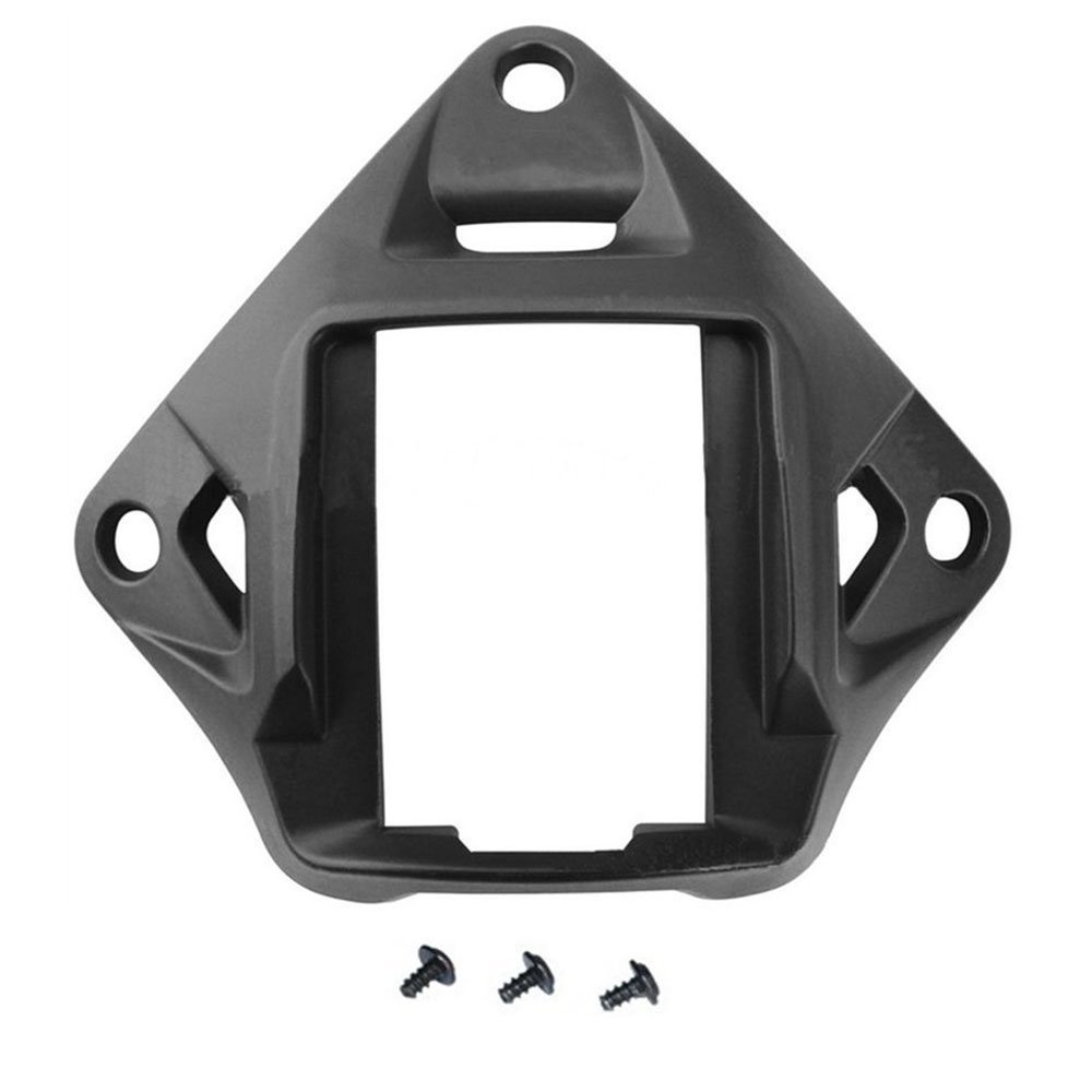 Brooptical(TM) Tactical Helmet Aluminum or Nylon Devgru Style Mich VAS Shroud NVG Helmet Mount (Aluminum or Nylon Two Choices) (Aluminum Black)