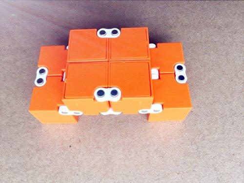 Orange Cube - 7