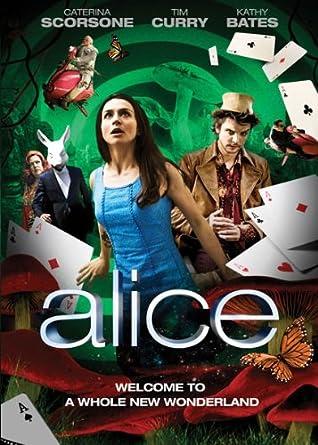 Amazon com: Alice [DVD]: Matt Frewer, Harry Dean Stanton