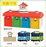 [SET] Tayo The Little Bus Chibikko bus Tayo bus