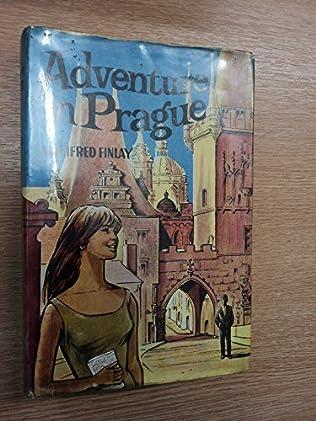 book cover of Adventure in Prague