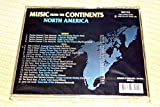 Music from the Continents: North America [Audio CD]
