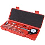 Ownsig Dial Indicator Bore Gauge Set Inner Diameter Measuring Range 50-160MM Accuracy Graduation Interval