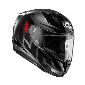 HJC - Casco de moto RPHA 11 Carbon Lowin MC5, negro, talla XS