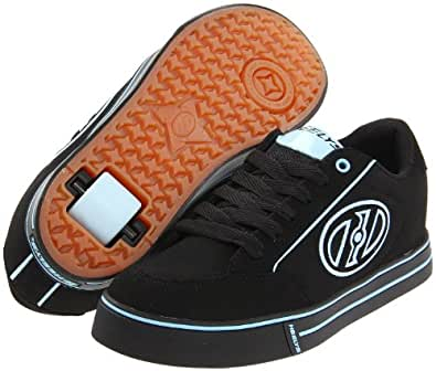 Heelys Women's Wave, Black/Light Blue , 10 Women's