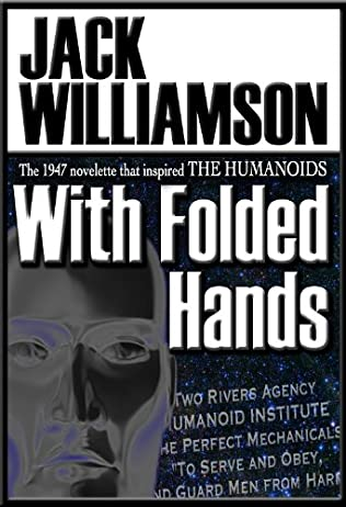 book cover of With Folded Hands