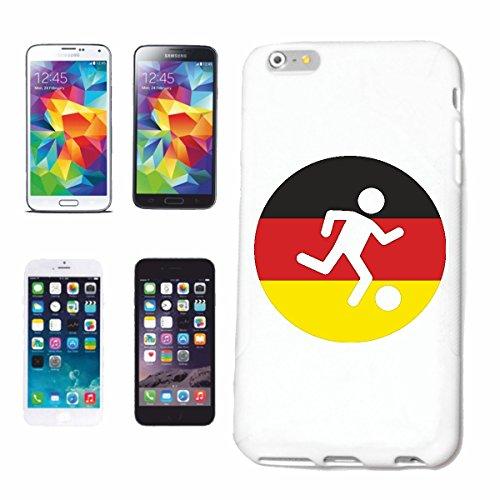 """cas de téléphone iPhone 7 """"FOOTBALL FOOTBALL Allemagne 2018 Coupe du Monde ALLEMAGNE CHAMPION DU MONDE RUSSIE RUSSIE demi-finale QUARTS DE FINALE"""" Hard Case Cover Téléphone Covers Smart Cover pour App"""