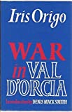 img - for War in Val D'Orcia by Iris Origo (1984-09-27) book / textbook / text book