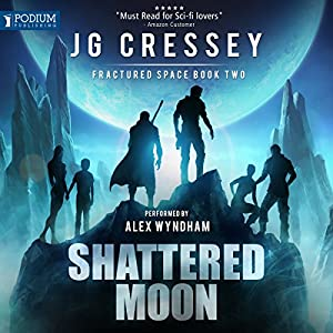 Shattered Moon Audiobook