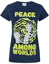 Peace Among Worlds Womens T-Shirt