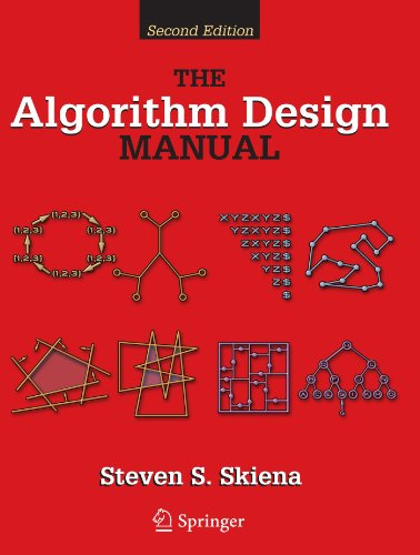 Pdf Computers The Algorithm Design Manual