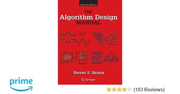 The algorithm design manual steven s skiena 8580001218441 amazon the algorithm design manual steven s skiena 8580001218441 amazon books fandeluxe Image collections