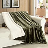 Znzbzt Shawls leisure seasons Blanket blanket soft home creative single twin blanket ,120x200cm, brown stone green