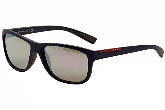 Amazon.com: Prada Sport PS 05PS – Gafas de sol, Color Azul ...