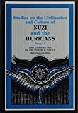 NUZI and the HURRIANS(vol. 3): (Studies on the Civilization and Culture)(Joint Expedition with the Iraq Museum at Nuzi VII)