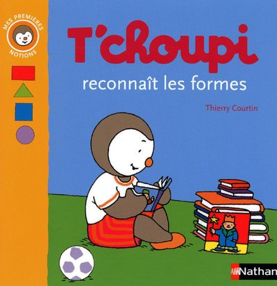 Download T'choupi Reconnait Les Formes (French Edition) pdf epub