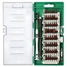 Kingsdun Precision Screwdriver Set, 60 in 1 Magnetic Driver Kit with 56 Mini Multi Bit Sets,Professional Repair Tool Kit for iPhone/Ipad/MacBook/PC/Laptop/Xbox/Watches & Eyeglasses