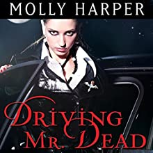 Driving Mr. Dead Audiobook by Molly Harper Narrated by Amanda Ronconi