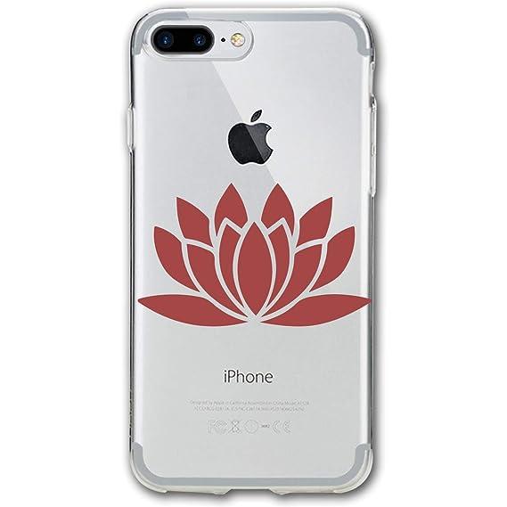 Amazon.com: Lotus Flower Yoga Buddha Ohm iPhone 7 Plus Case ...